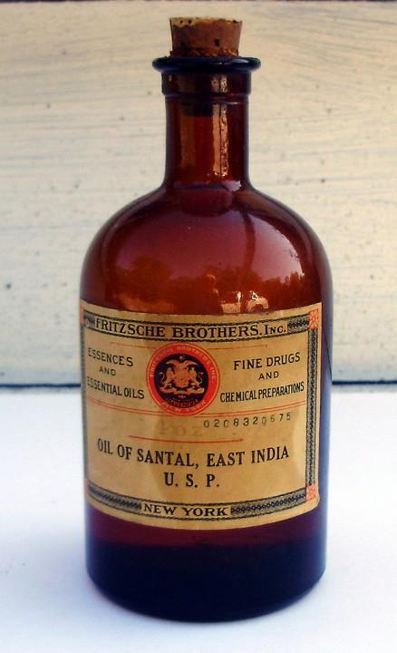 brun flaska